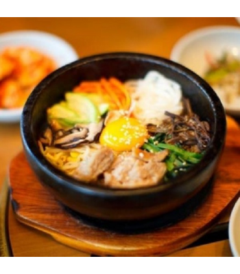 Be or not to bibimbap